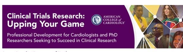 clinical trials program