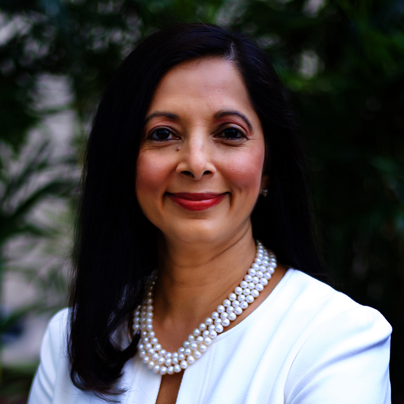 <strong>Dipti Itchhaporia, MD, FACC, President</strong>